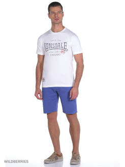 Купить Футболка Lonsdale 3234491 в интернет-магазине Wildberries.ru 3234491 белый