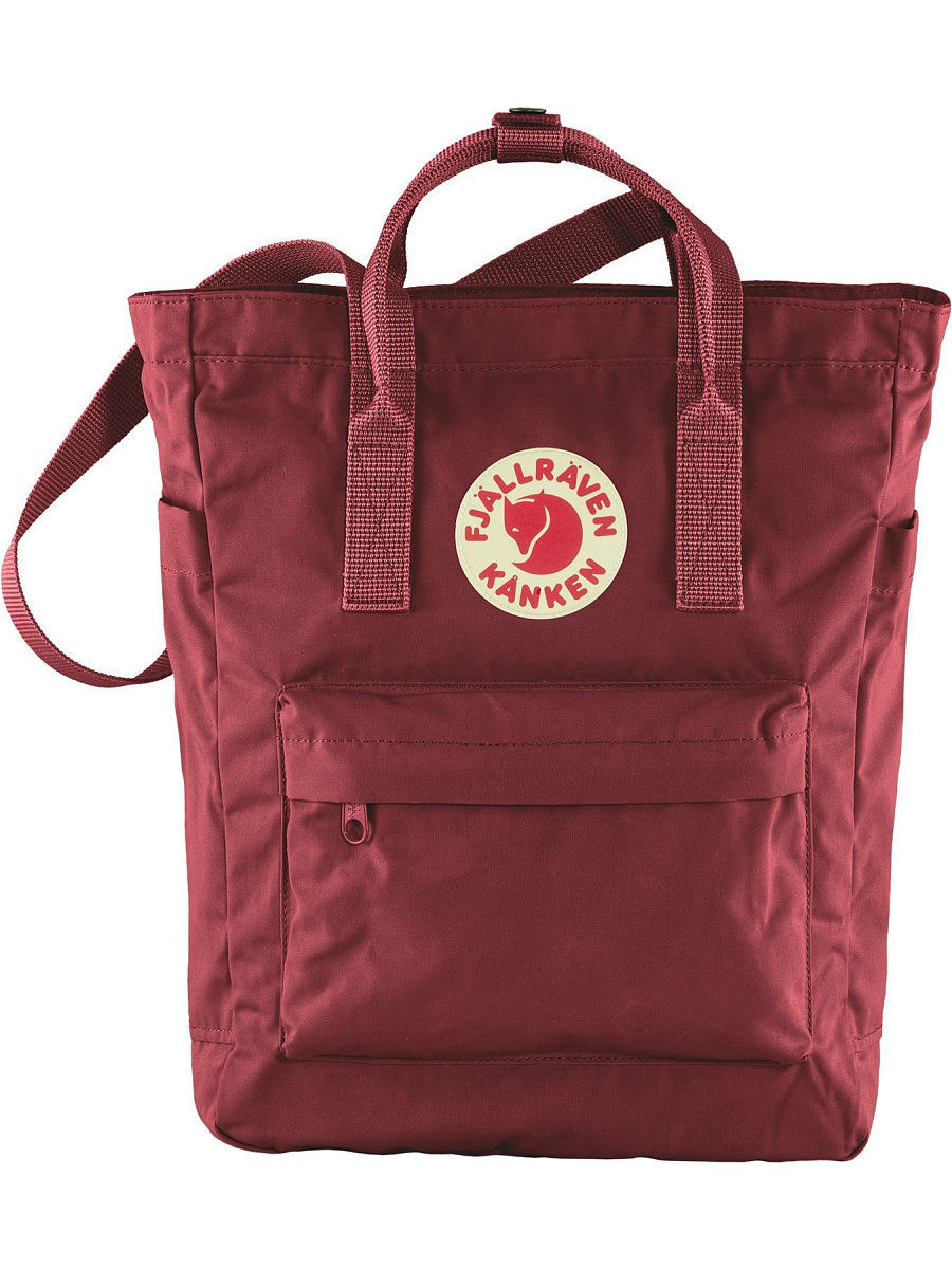 Сумка Kanken Totepack Fjallraven 11808001 в интернет-магазине Wildberries