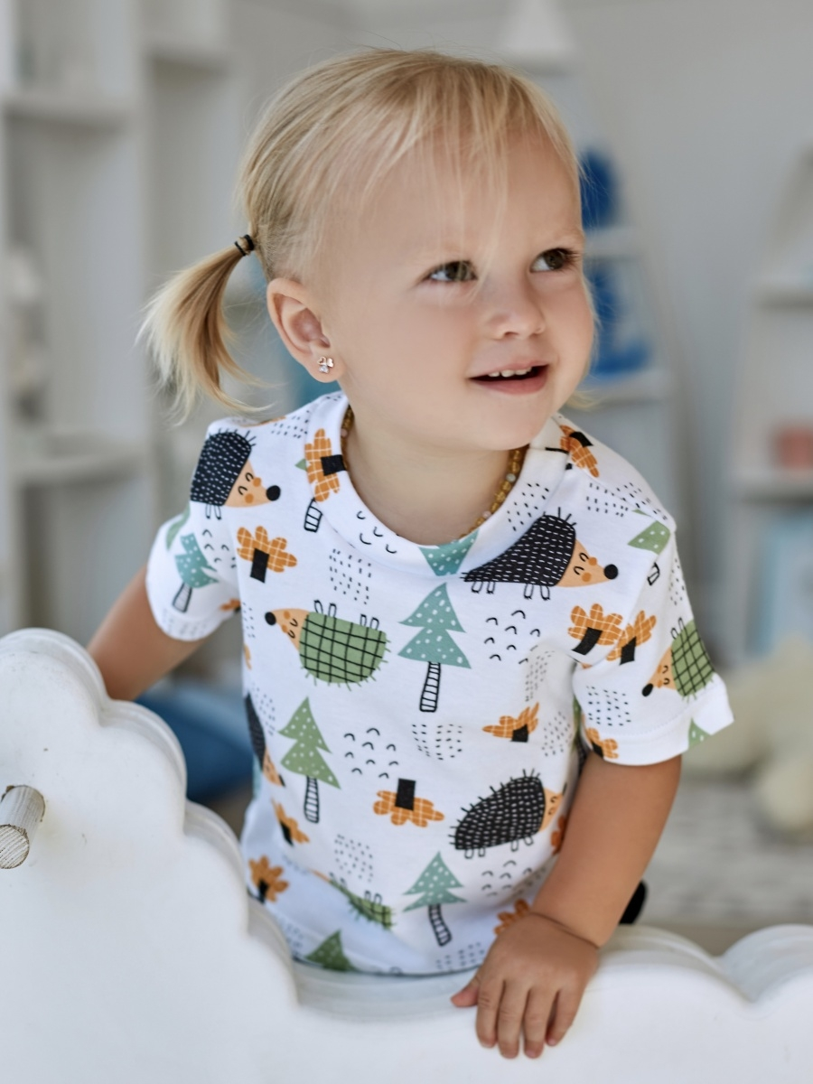 Футболка  СладKids 13411961 в интернет-магазине Wildberries