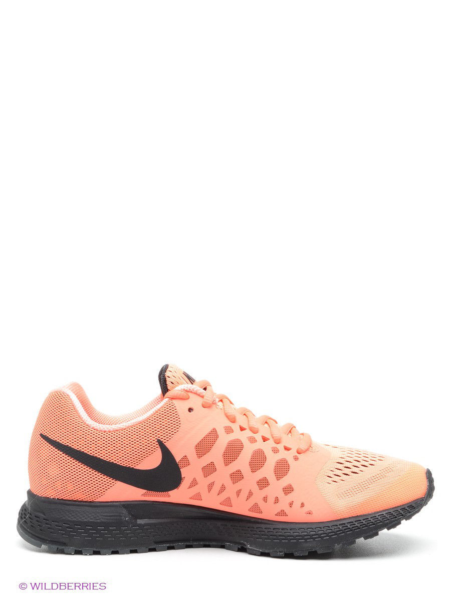 34d3b2a0 Кроссовки AIR ZOOM PEGASUS 31 Nike. Цвет светло-коралловый. Вид 3.