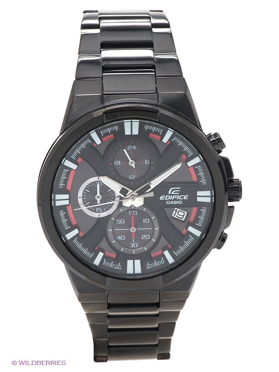Часы Casio EFR-544BK-1A4 Часы Royal London RL-21240-02