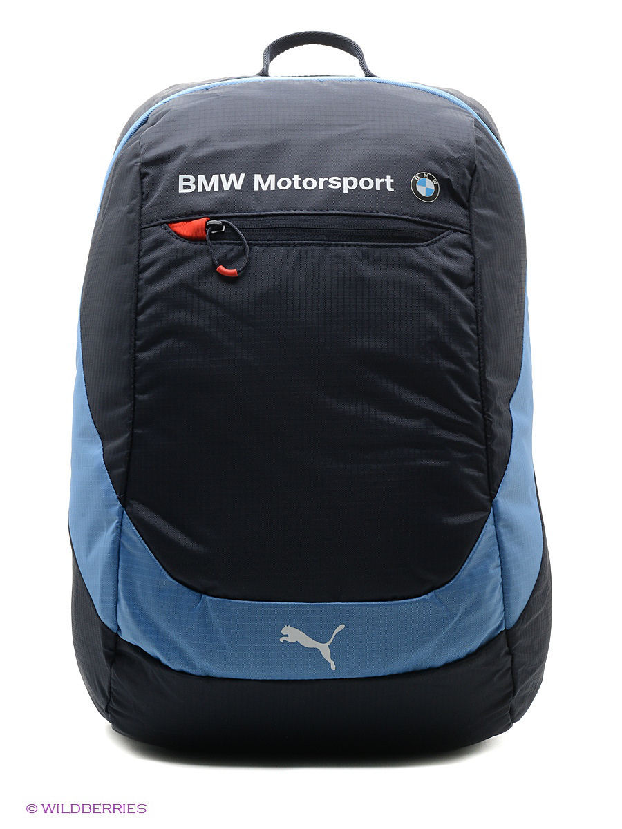 bmw motorsport backpack puma 2928605. Black Bedroom Furniture Sets. Home Design Ideas
