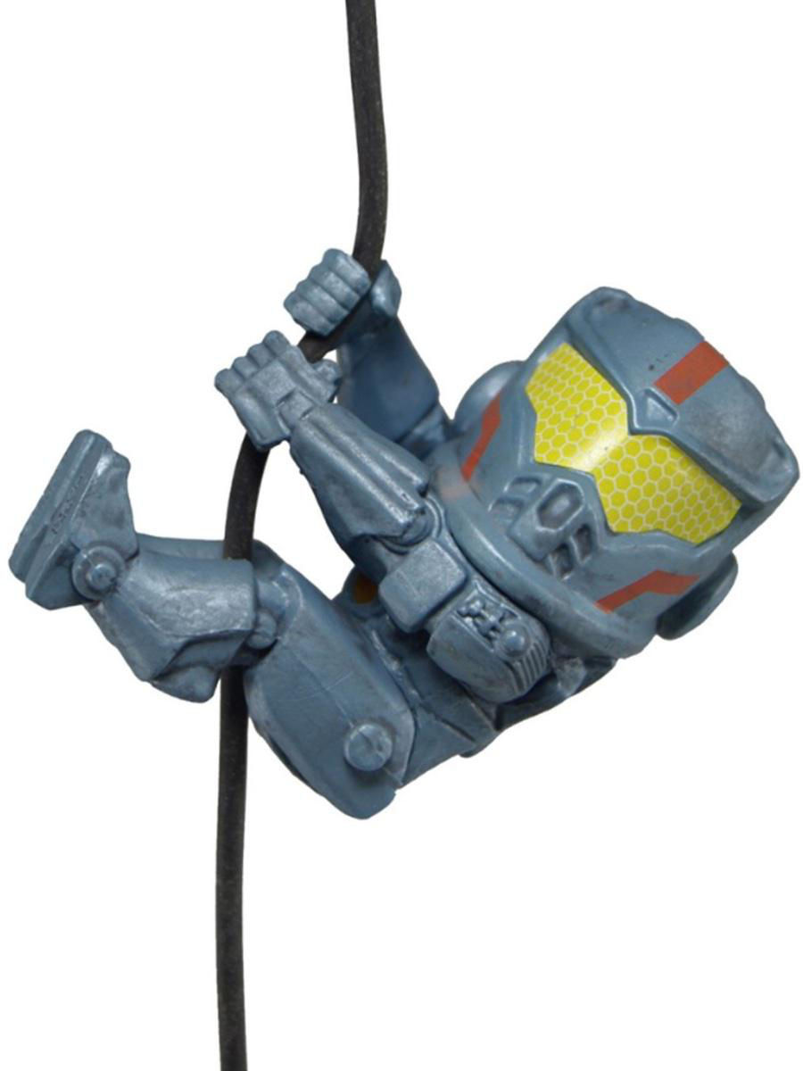 "Фигурка ""Scalers Mini Figures 2"" Wave 3 - Gypsy Danger (Characters) Neca. Цвет серый, желтый."