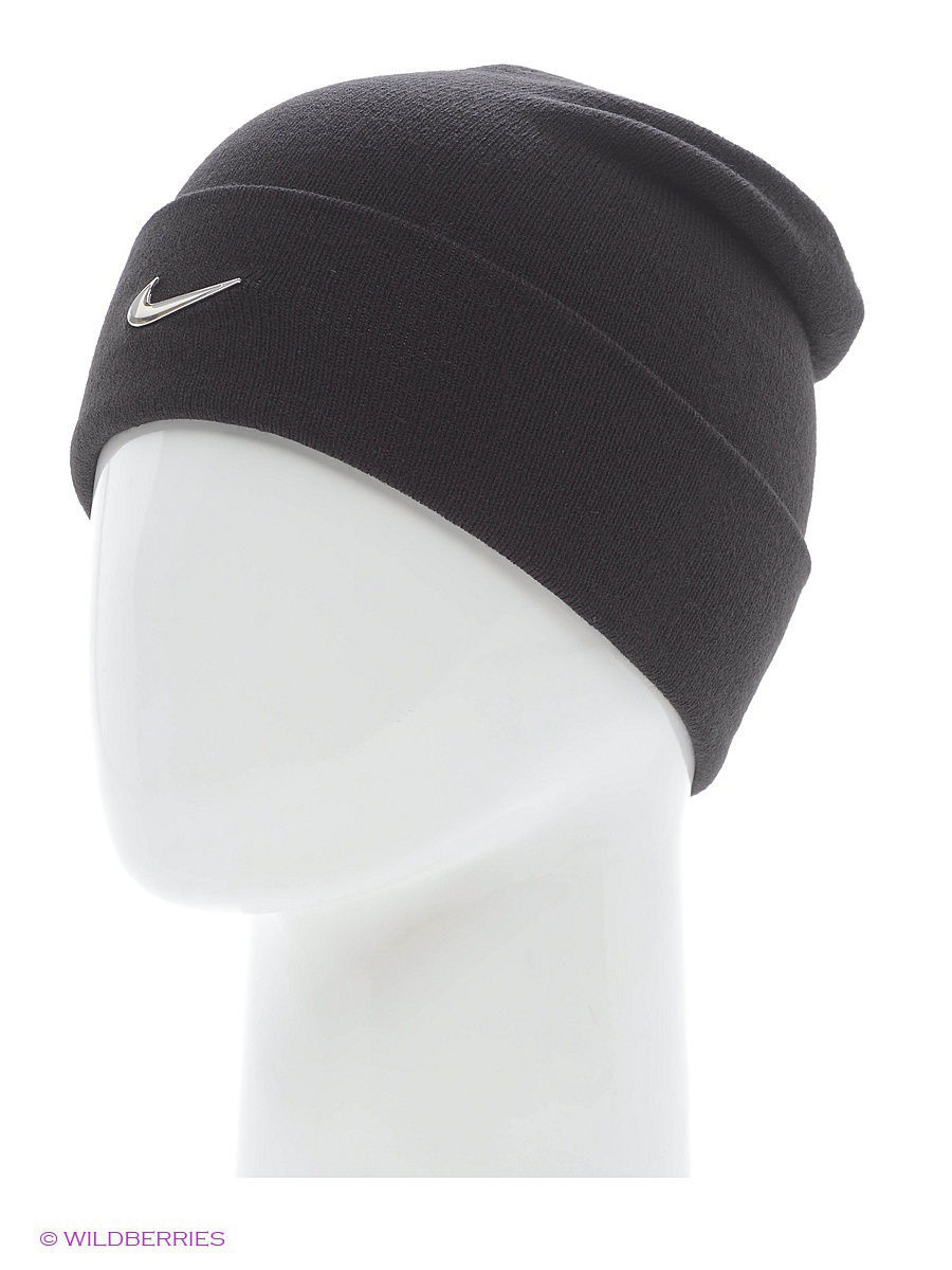 6e36184a Шапка NIKE SWOOSH BEANIE Nike 3257403 в интернет-магазине Wildberries.ru