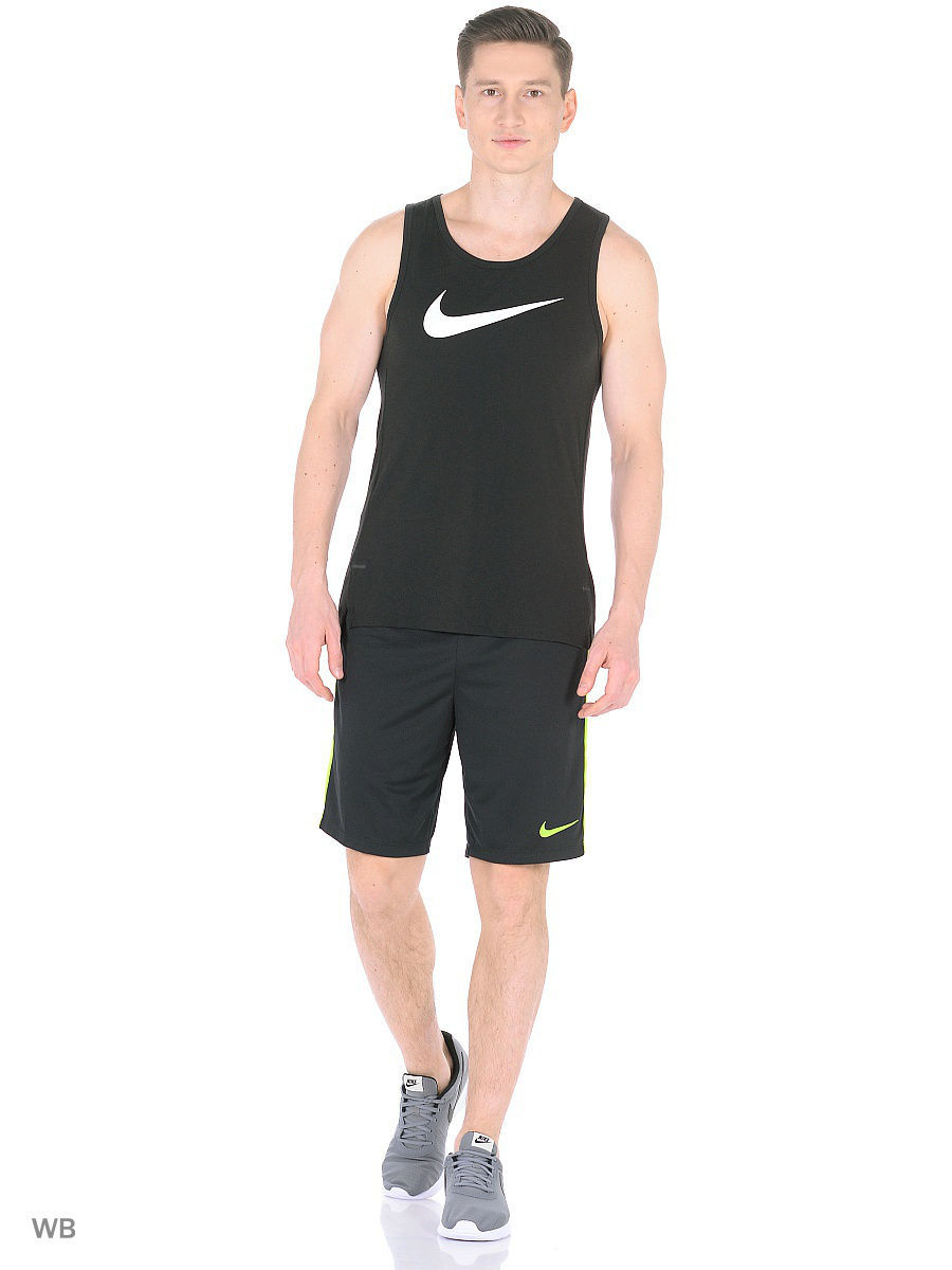 Майка спортивная M NK BRTHE TOP SL ELITE, Nike