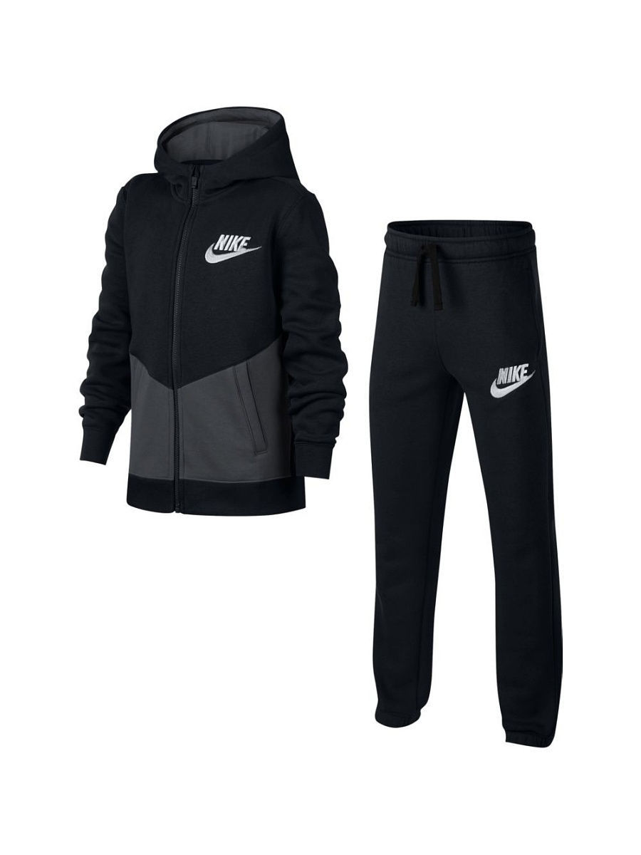 Костюм B NSW TRK SUIT BF CORE Nike 4204133 в интернет-магазине ... 6d512944d25