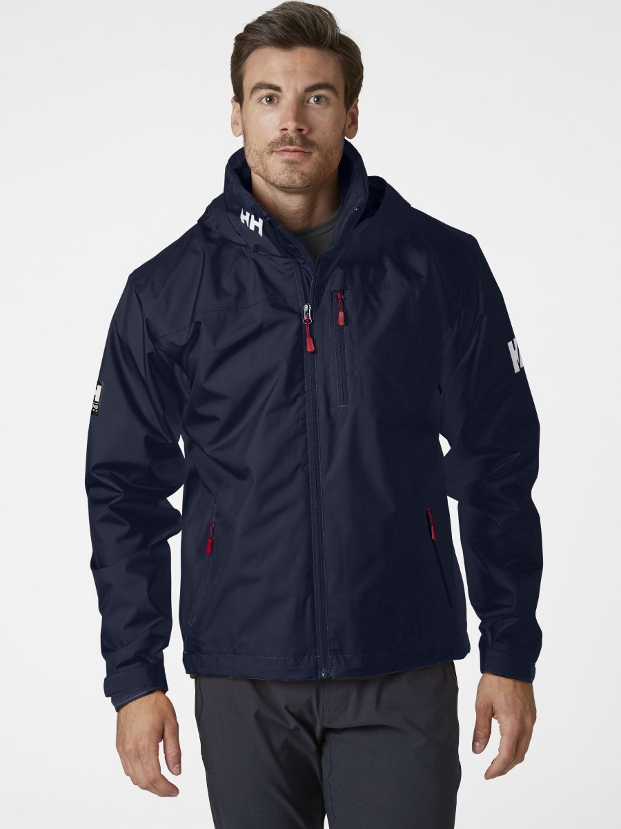 Ветровка CREW HOODED MIDLAYER JACKET Helly Hansen 4506753 в интернет-магазине Wildberries.by