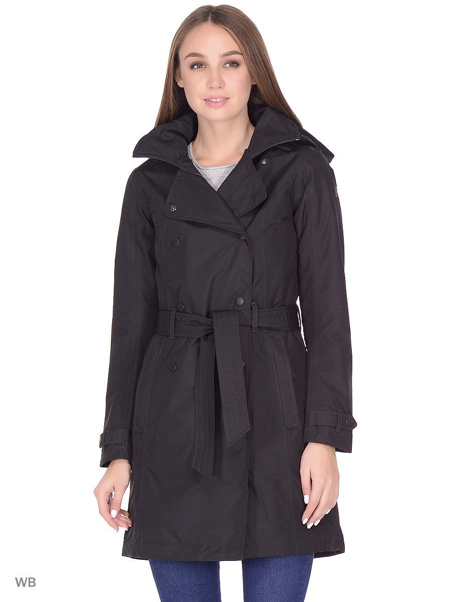 7fd959a1858 Плащ W WELSEY TRENCH INSULATED Helly Hansen 4569969 в интернет ...