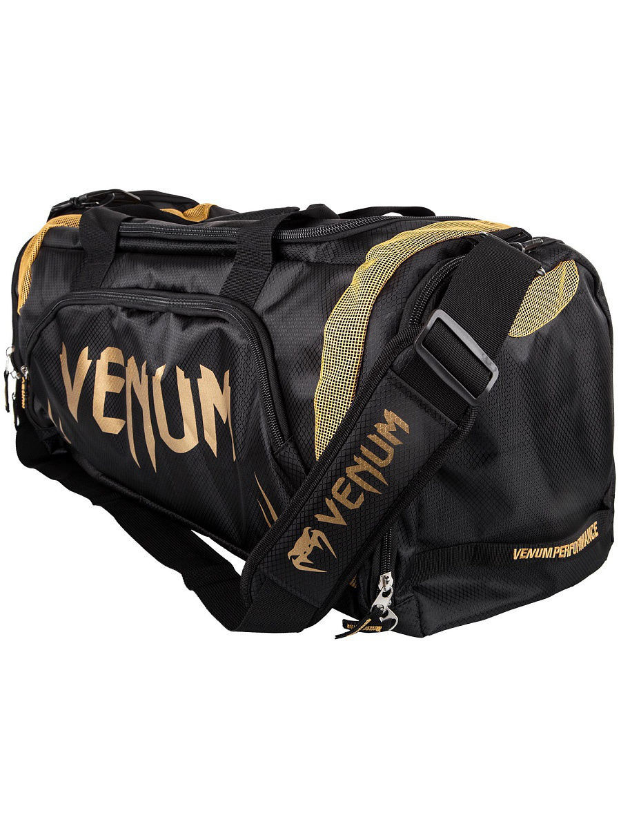 Сумка Venum Trainer Lite Black/Gold, Venum
