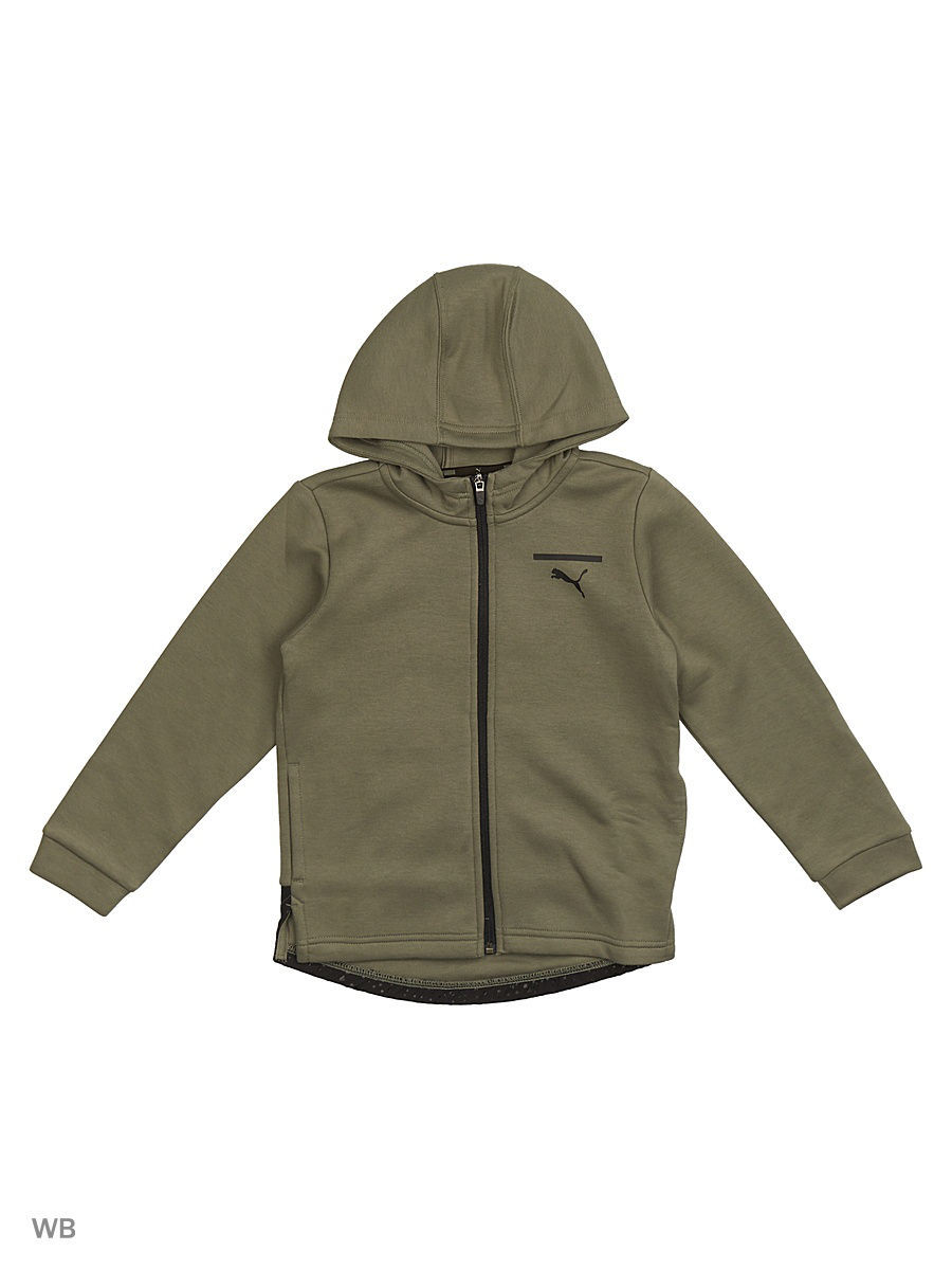 Толстовка Pace FZ Hoody PUMA 5128033 в интернет-магазине Wildberries.ru d536bbacb7a