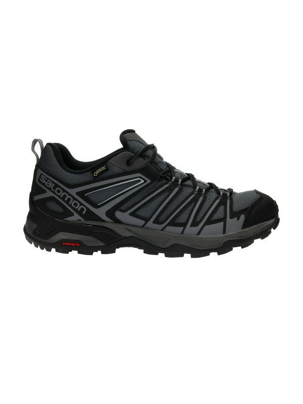 4a3edadd Кроссовки SHOES X ULTRA 3 PRIME GTX Magnet/Bk/Qui SALOMON 6093759 в ...