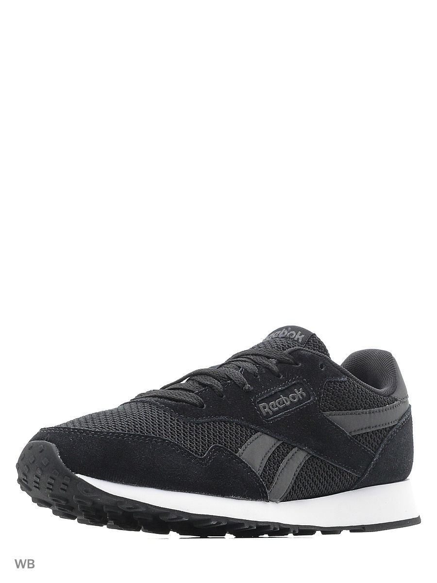 Кроссовки REEBOK ROYAL ULTRA BLACK DGH SOLID GREY Reebok 6220265 в ... b4f20f524