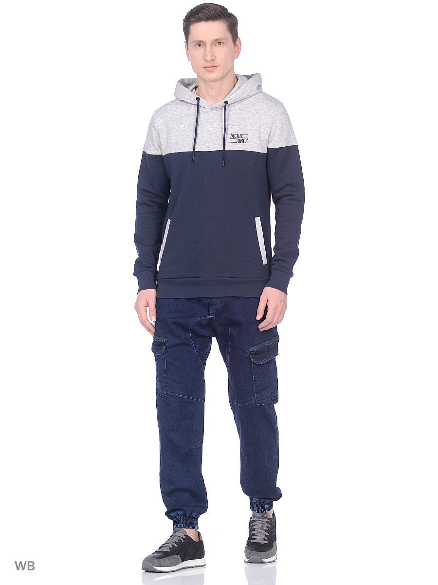 Джинсы Jack&Jones 6844369 в интернет-магазине Wildberries