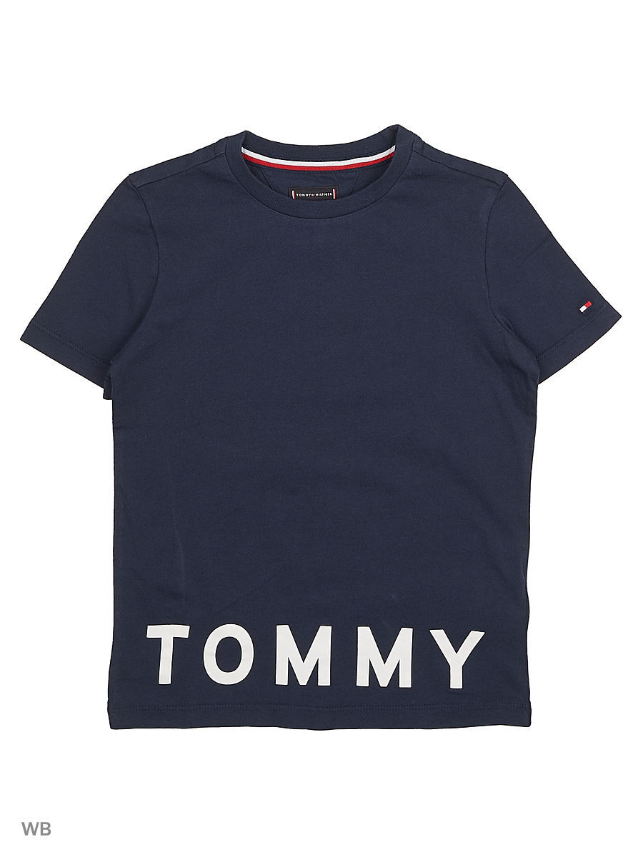 c36fd0e7457 Футболка Tommy Hilfiger 7817469 в интернет-магазине Wildberries.kg