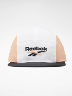 Кепка Retro running cap   WHITE Reebok