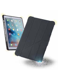 "BUMPER FOLIO Flip Case Shockproof Protective Case for Apple iPad Pro 12.9 ""(2017 and 2015 models) Capdase"