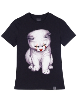 "Sweatshirt ""Cat Ono"" Нити-Нити"