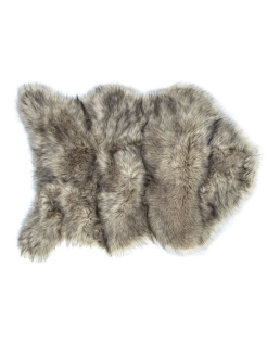 Room mat, faux fur Arya home collection