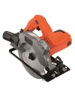Пила дисковая CS1250L-QS, 1250Вт Black+Decker