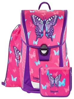 Ранец Fabby Sweet Butterfly 3 предмета BaggyMax
