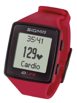 Heart rate monitor, 24620 SIGMA.