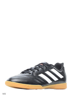 Бутсы  Goletto VII IN      CBLACK/FTWWHT/RED adidas
