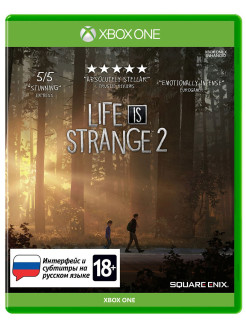 Игра для XboxOne:Life is Strange 2 Microsoft
