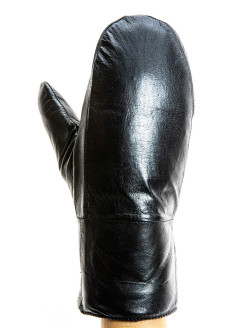 Mittens, without elements, insulated, leather MBB