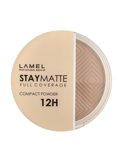 Пудра для лица Stay Matte Compact Powder, 403 natural Lamel