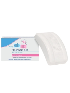 Хлебец очищающий Baby Sebamed cleansing bar 100 г SEBAMED.