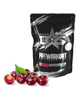 Pre-workout Advanced Pro (Вишня) , 200гр. Binasport