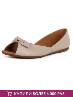 Flat shoes, open nose T.TACCARDI