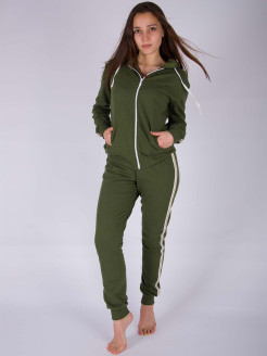 Warm suit with fleece M-BRAND