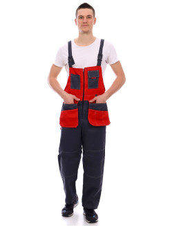 Bib Overalls world textile