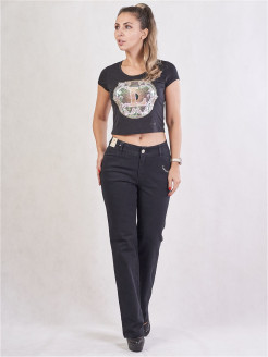 Jeans, straight lines LAFEI-NIER