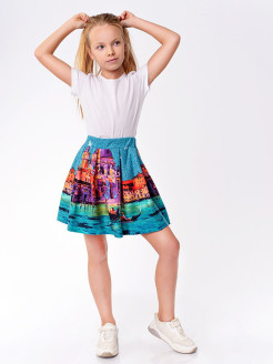 Skirt Parisian 5+