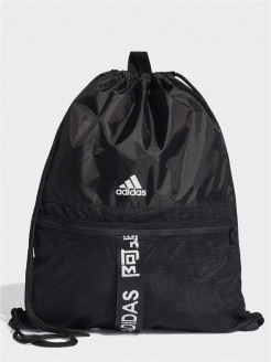 Мешок для обуви 4ATHLTS GB BLACK/BLACK/WHITE adidas