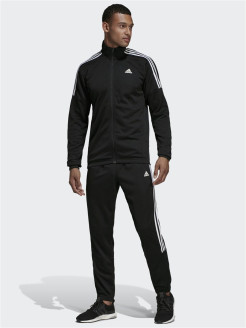 Костюм MTS Team Sports     BLACK/BLACK/WHITE adidas