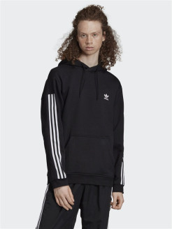 Худи TECH  HOODY         BLACK adidas