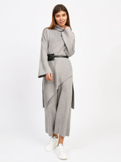 Trouser suit with culottes A&G style