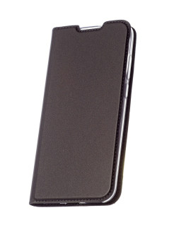 Case for phone, polypropylene, with card compartment, transformation to stand DAFEN
