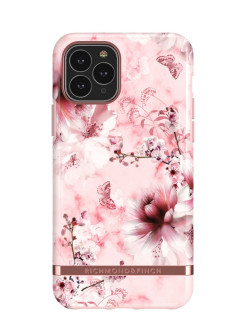Чехол-накладка Richmond & Finch для iPhone 11 Pro Freedom Pink Marble Floral/Rose gold Richmond & Finch