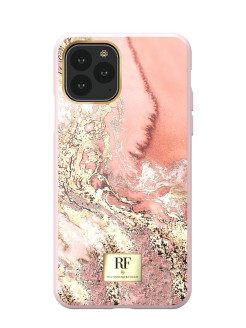 Чехол-накладка RF by Richmond & Finch для iPhone 11 Pro Pink Marble Gold Richmond & Finch