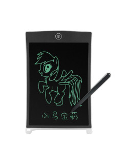 Планшет для рисования basic 8,5 (Newsmy: H8S basic wh) LCD Writing Tablet