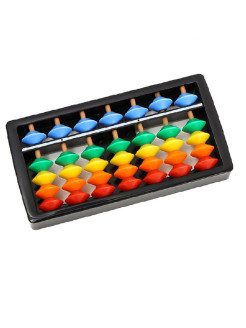 Counting materials Abacus