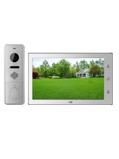 Video intercom, 7 '', DP4706AHDWHITE, TFT matrix CTV