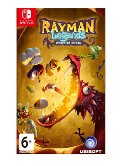 Rayman Legends: Definitive Edition [Nintendo Switch, русская версия] Ubisoft
