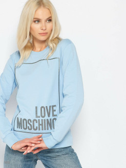 Sweatshirt Love Moschino