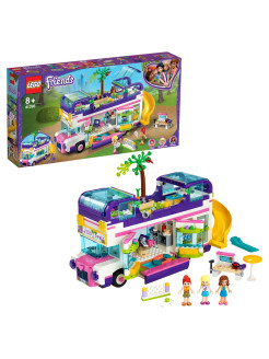 Конструктор LEGO Friends 41395 Автобус для друзей LEGO