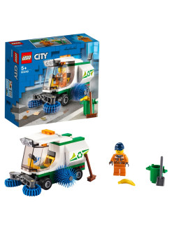 LEGO City Great Vehicles 60249 Street Cleaning Machine LEGO